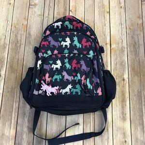 Gymboree Unicorn Backpack
